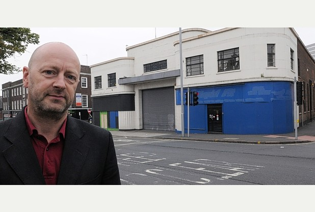 NEP - Hopes to revive empty Bartons bus depot in Nottingham