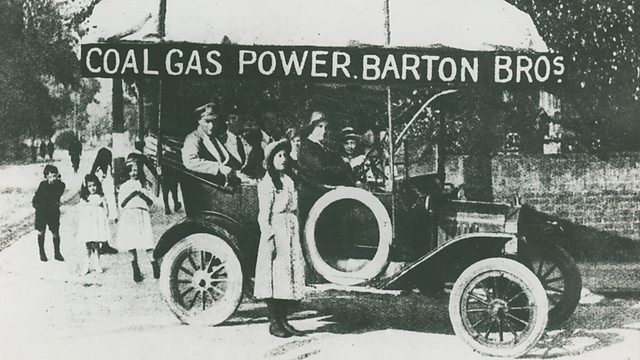 BBC - Bartons, Pioneering Gas Bags on Buses