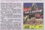 """Tram-a-geddon"" in the Nottingham Post"