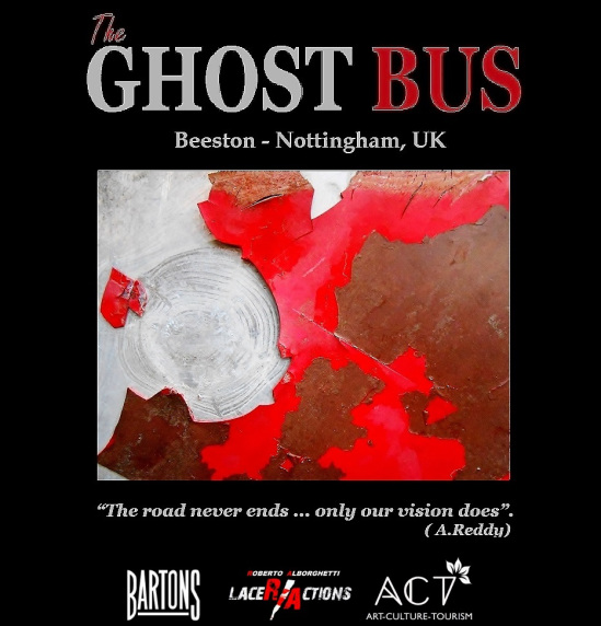 The Ghost Bus - A Visual Adventure in the Land of Robin Hood