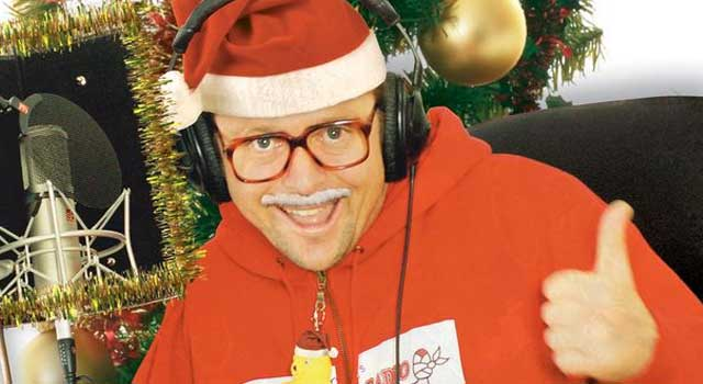 Sat Dec 6th Comedy Club - Christmas Special: Ivan Brackenbury, Ian D. Montford, Garrett Millerick and Matt Ewins