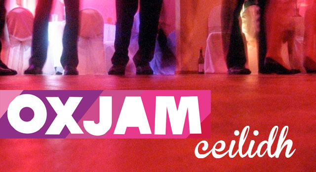 Fri 5th Sept - Oxjam Ceilidh